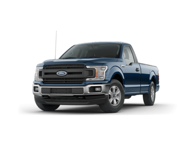 2019 Ford F-150 4WD Truck Regular Cab
